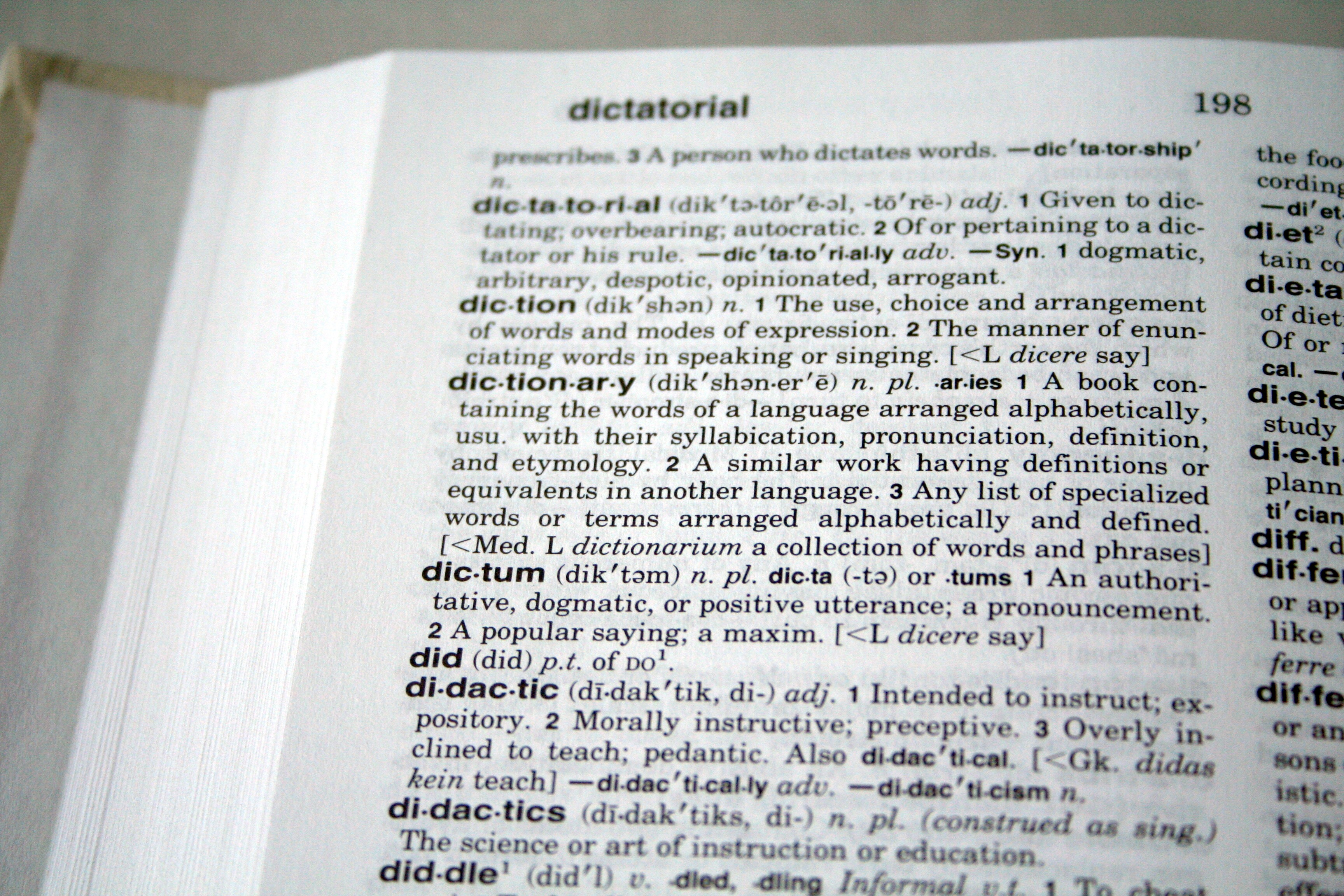 using dictionary definitions in essays Using a common-sense definition is hardly ever suitable in many cases, a definition as found in a specialist dictionary will do in other cases, you want something even more specialized, and consult your course material.